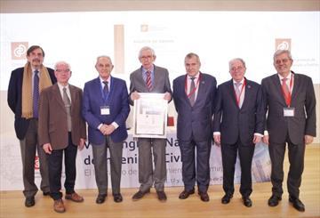 Contribución de los ingenieros de caminos catalanes al progreso de España. Premio Sagasta de Ensayo