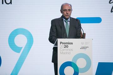 Francisco Javier León. Premio Ingeniero Destacado